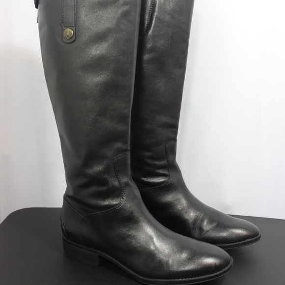 Sam Edelman Shoes - Sam Edelman Penny Military style Riding boots 10.5